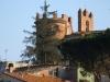 Centro storico: Torretta cilindrica angolare